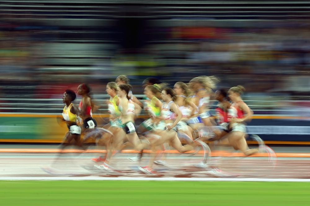 Женските тайни и бягането