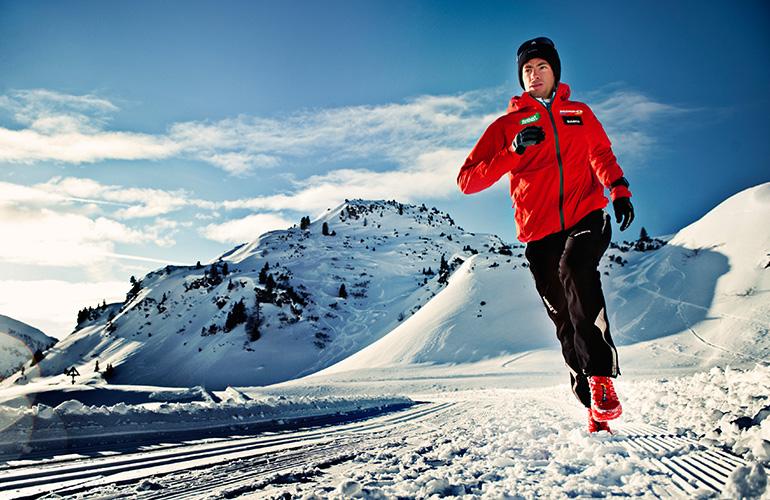 Тренировки на голяма надморска височина
