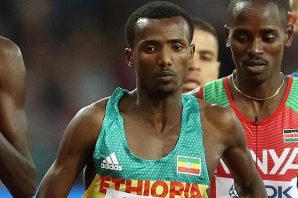 Етиопец подобри световния рекорд на 1500 м