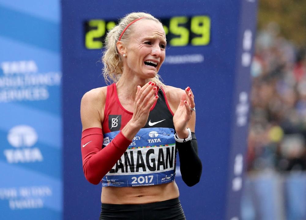 Американка първа на маратона в Ню Йорк след 40 г. пауза