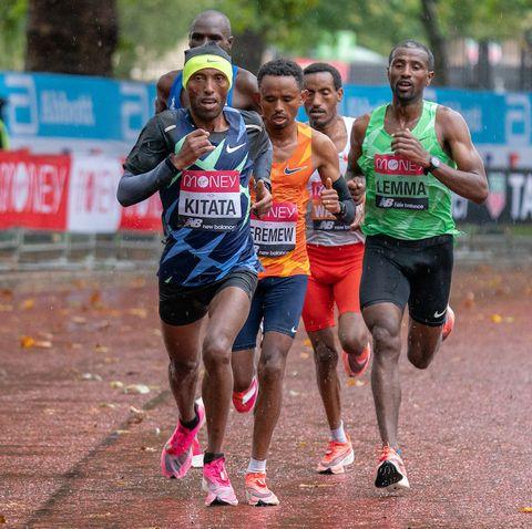Кипчоге загуби в Лондон, етиопец спечели маратона