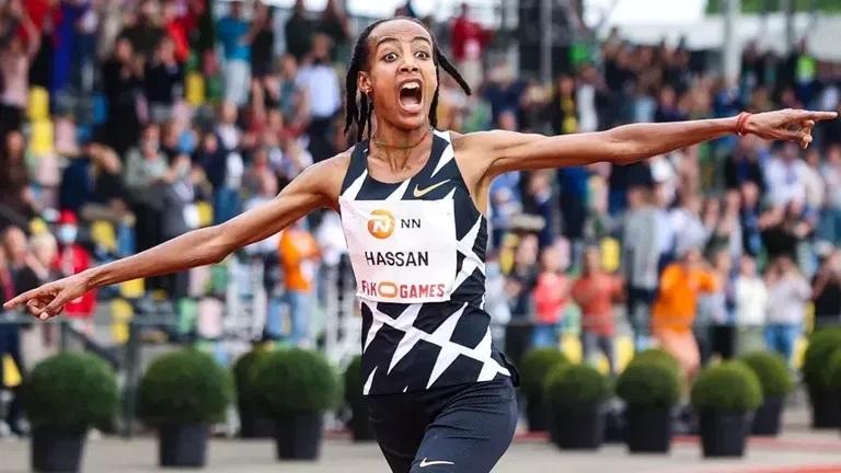 Сифан Хасан оглави ранглистата на 1500 м