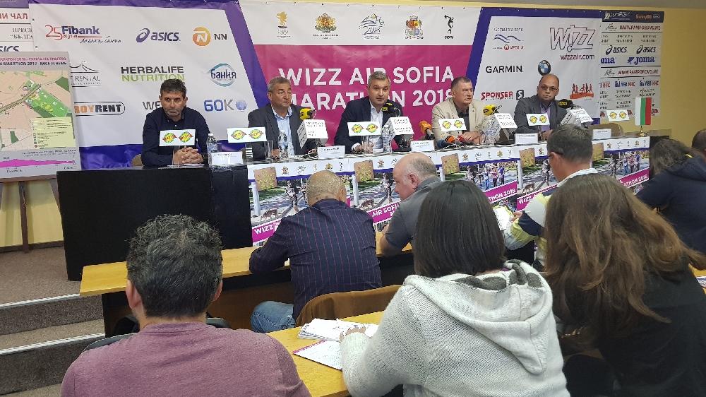 Над 4000 бегачи на Софийския маратон