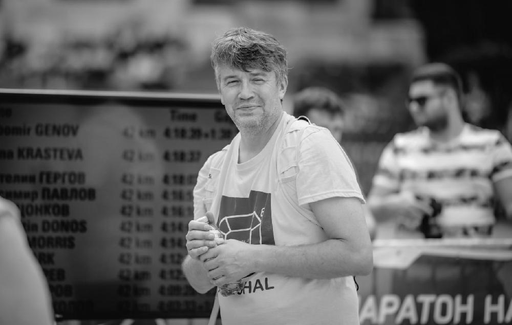 Почина Станислав Георгиев – основател на Плевенския маратон