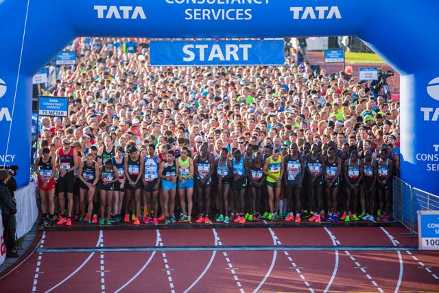 Травма отказа Бекеле на маратона в Амстердам