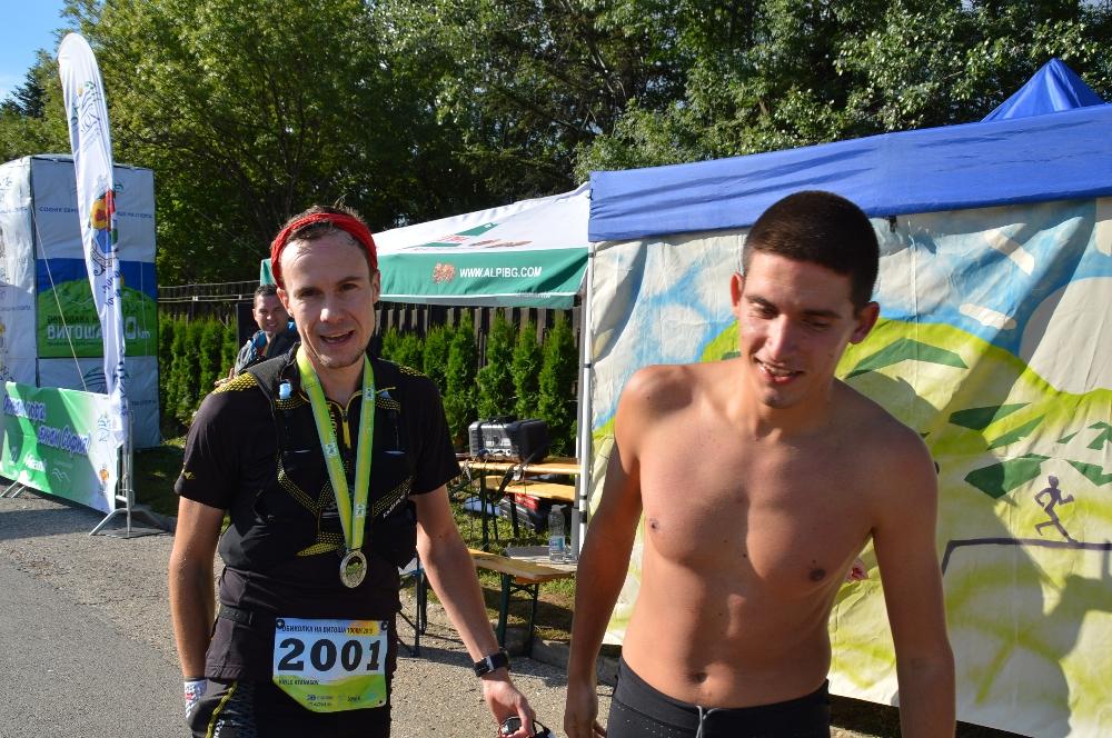 Порой спаси рекордите за скоростно изкачване на Черни връх