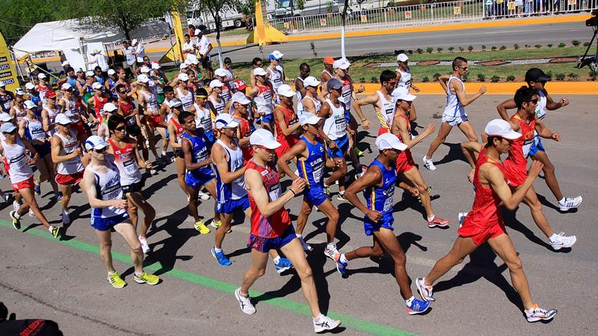 Намаляват дистанциите в спортното ходене