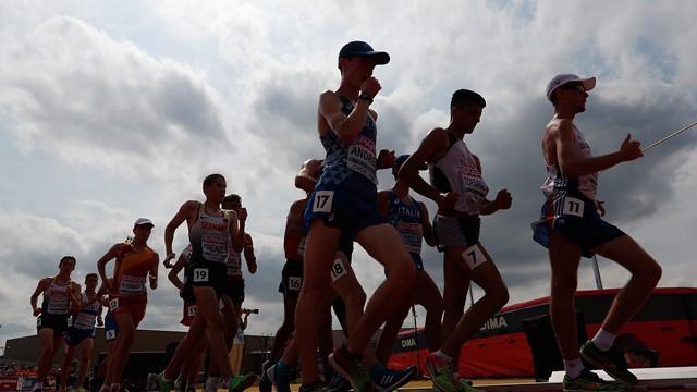 Девет атлети на Балканиадата по спортно ходене