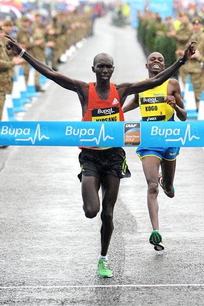 Кенийци доминираха на маратона в Токио