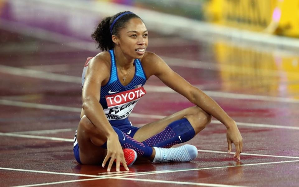 Алисън Филикс се завърна със силен резултат на 200 м