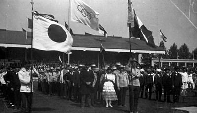 Олимпиадата, която надви световна епидемия