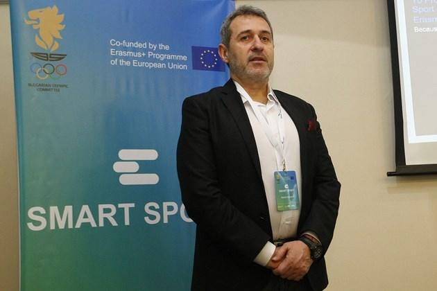 Белчо Горанов: Очакваме над 50 наши спортисти на Олимпиадата в Токио