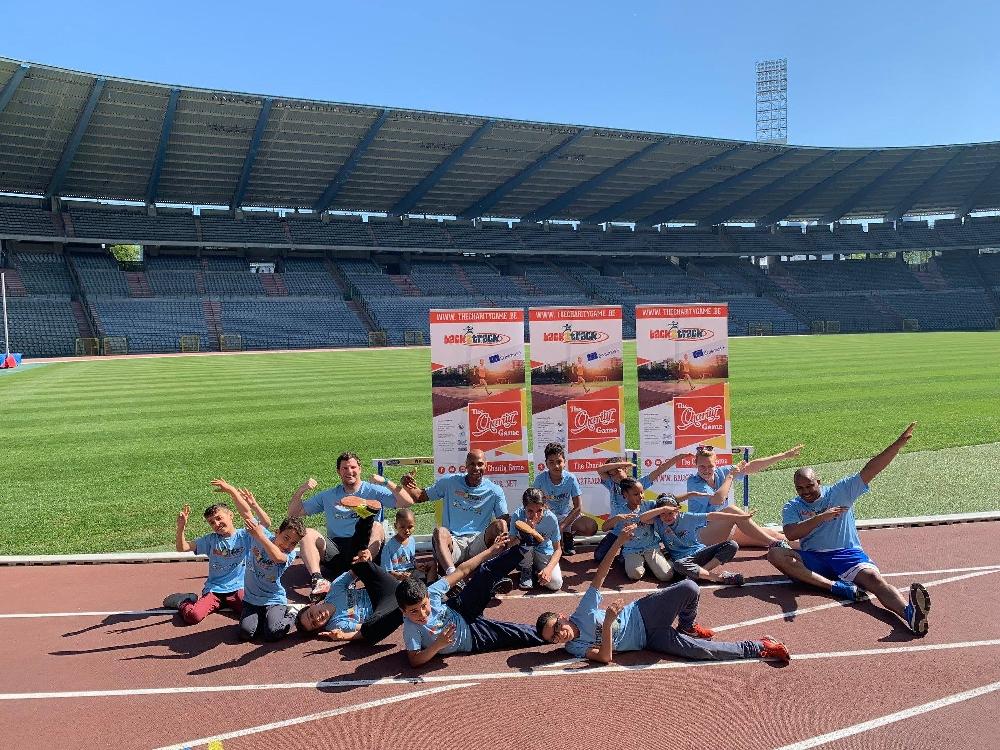 София събира малки спортисти от България, Белгия и Хърватска