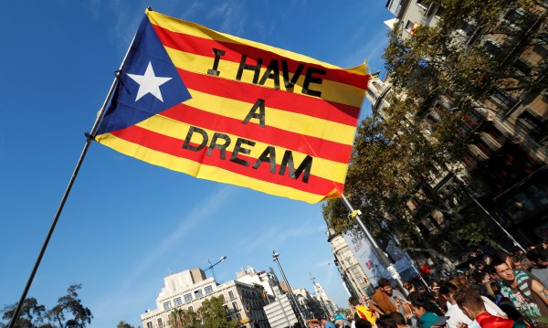Референдумът в Каталуния и спорта му