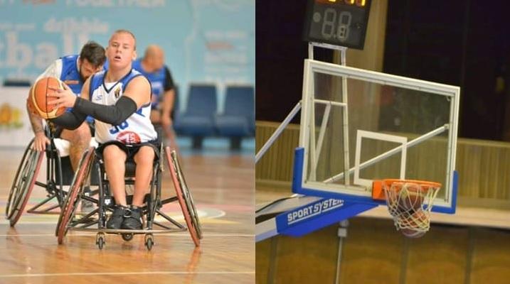 Млад баскетболист на количка е първият носител на приз Вдъхновение