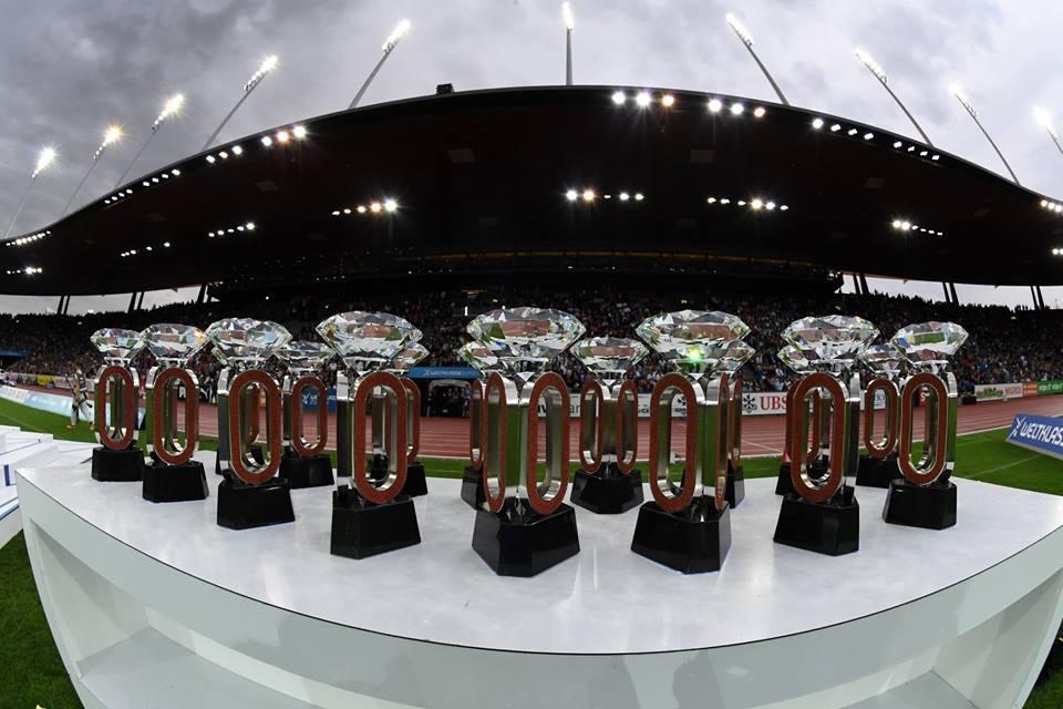 Режат турнири и дисциплини от Диамантената лига