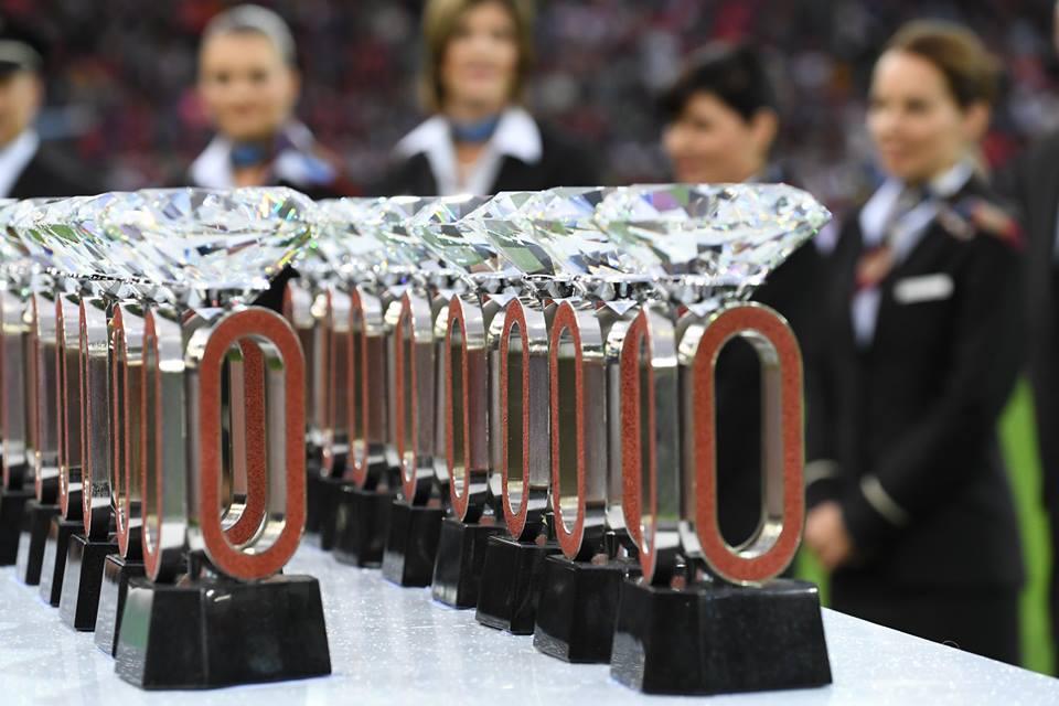 Всички диамантени победители от 2010 г. насам