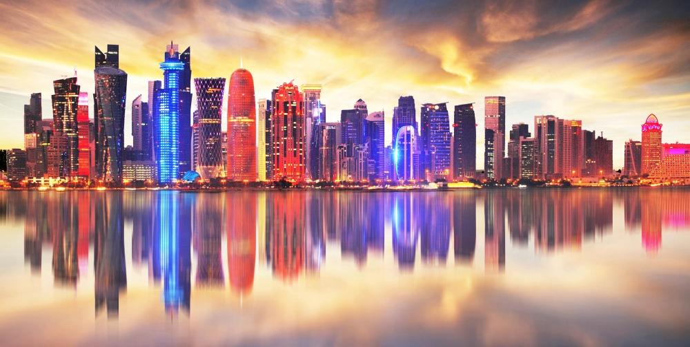 Доха - арабска приказка