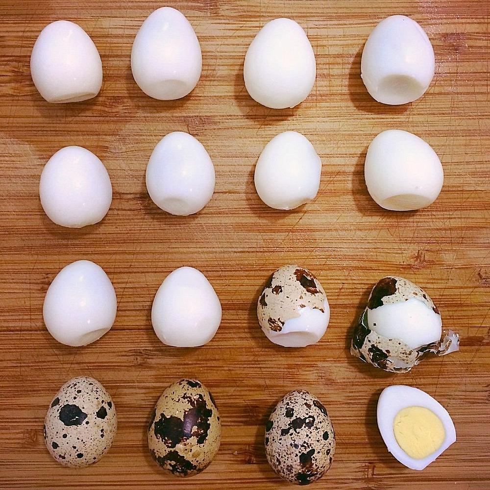 Да обелим яйцата