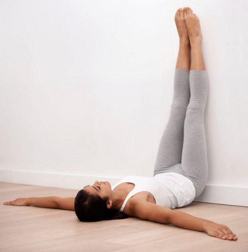 Лесното упражнение за възстановяване