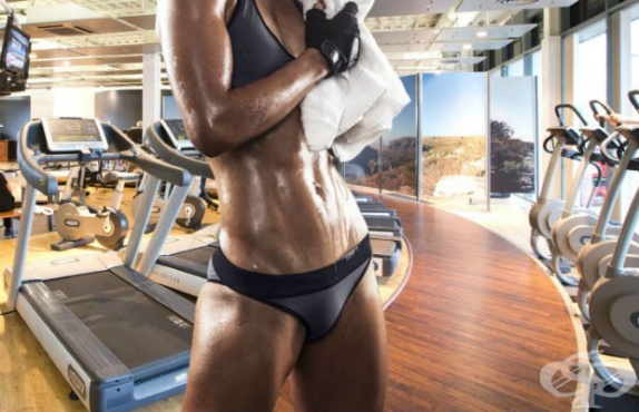 Горим калории и след тренировката