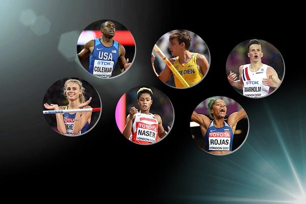 Обявиха кандидатите за Изгряващите атлетически звезди в света