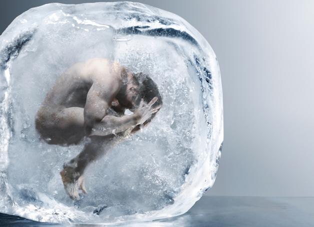 Лечение при -150 градуса