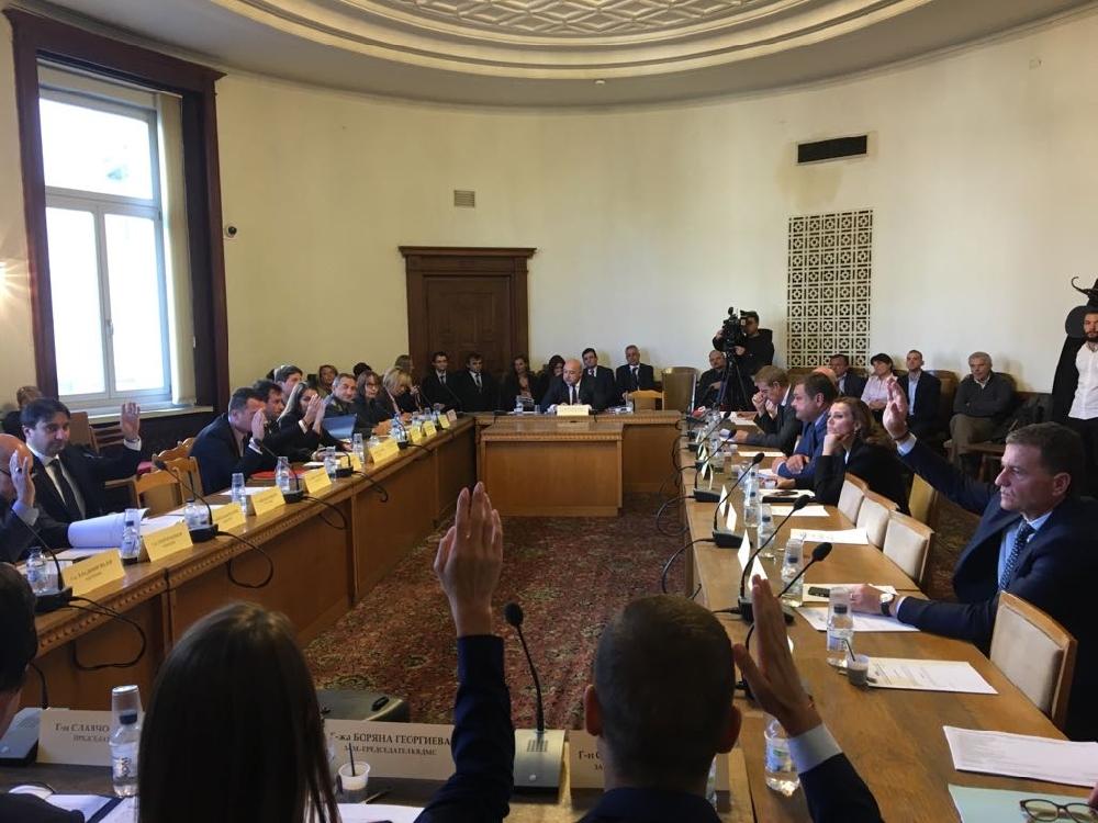 Проектът за нов Закон за спорта влиза за гласуване