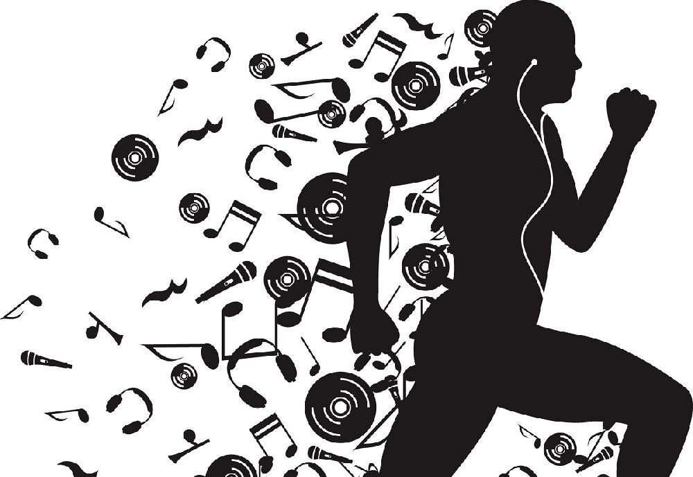 Спорт и музика
