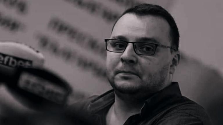 Почина спортният журналист Никола Шентов