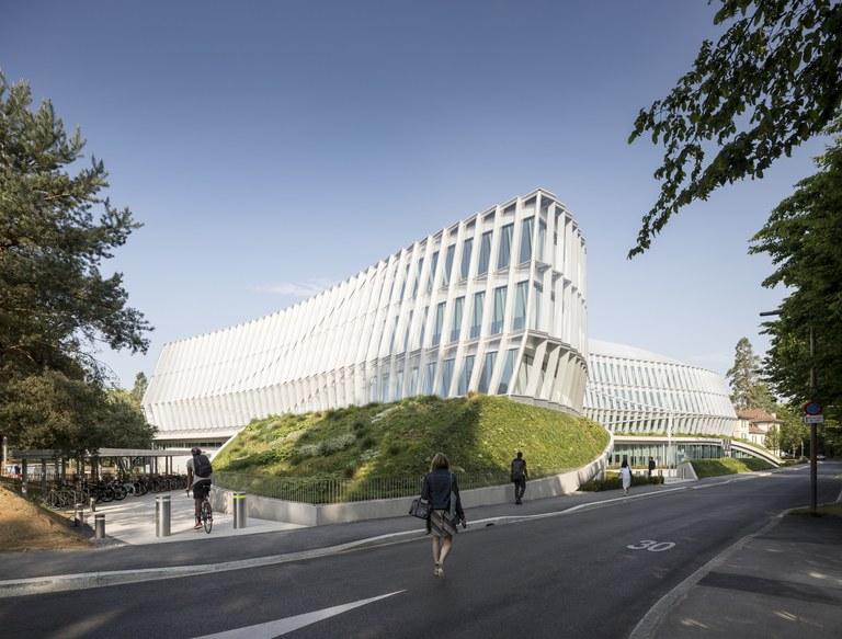 Откриват уникалния нов Олимпийски дом
