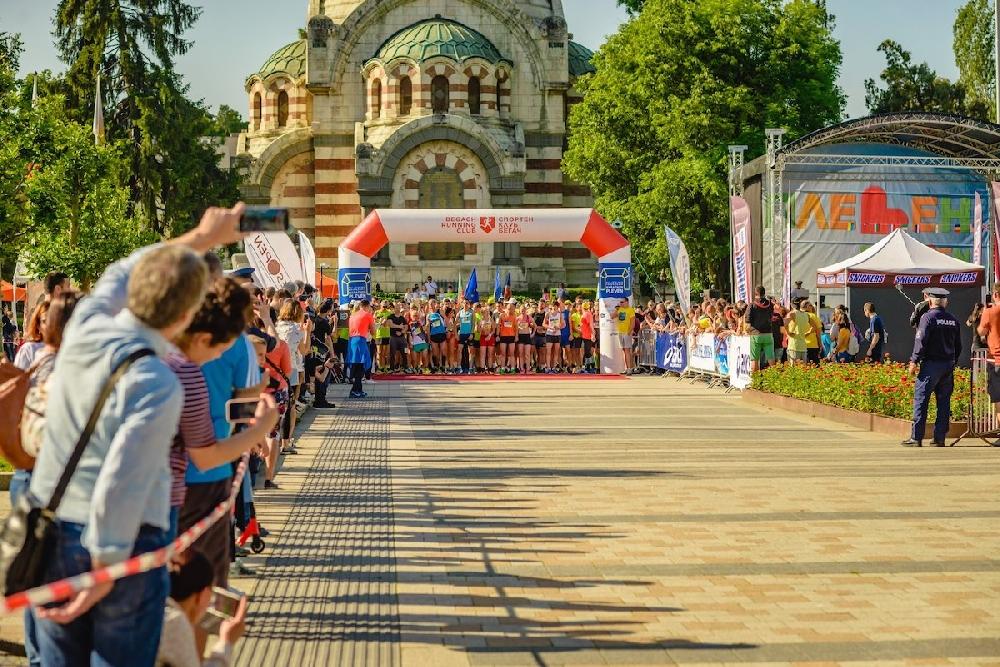 Лекоатлетическия маратон на Плевен с нова дисциплина