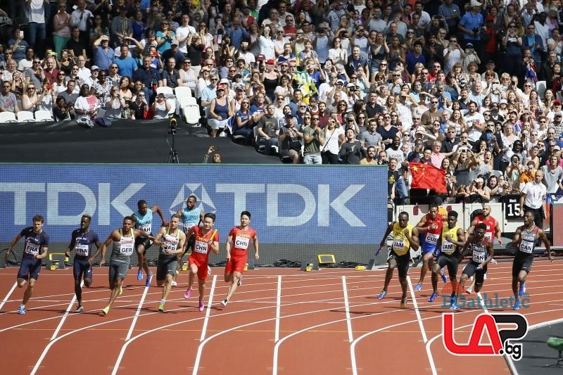 Защо атлетите бягат обратно на часовниковата стрелка?