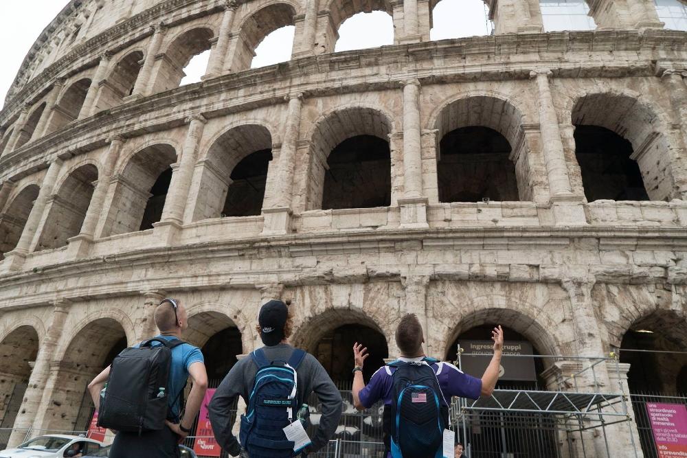 Резултати от Диамантената лига в Рим