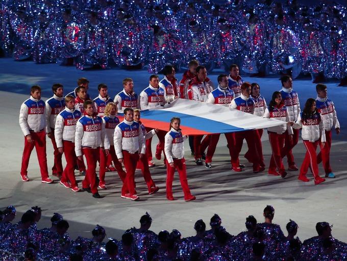 Вадят Русия от Олимпийските игри