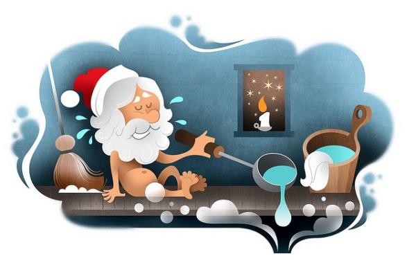 Спортният Дядо Коледа - с празна шейна у нас