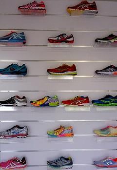 Видове обувки за бягане