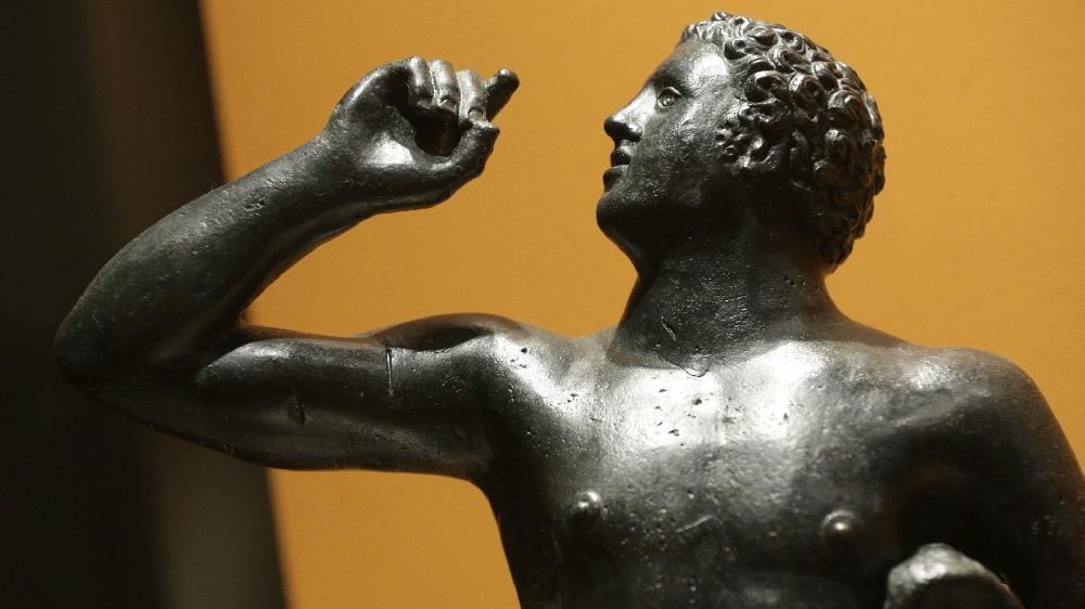 Изложба разказва за античния спорт като мода