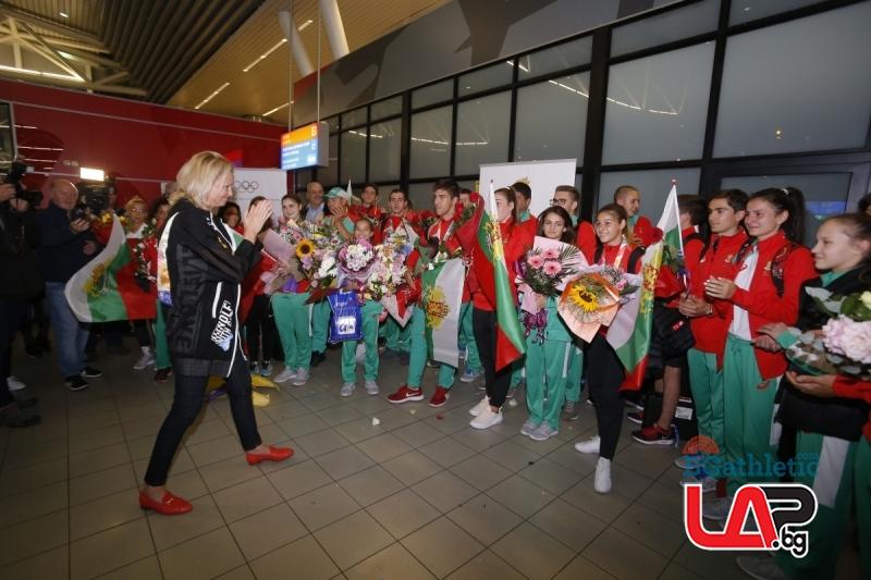 Олимпийците ни – от Буенос Айрес в класната стая