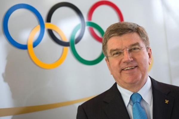 Томас Бах: Спортът може да спаси човешки живот