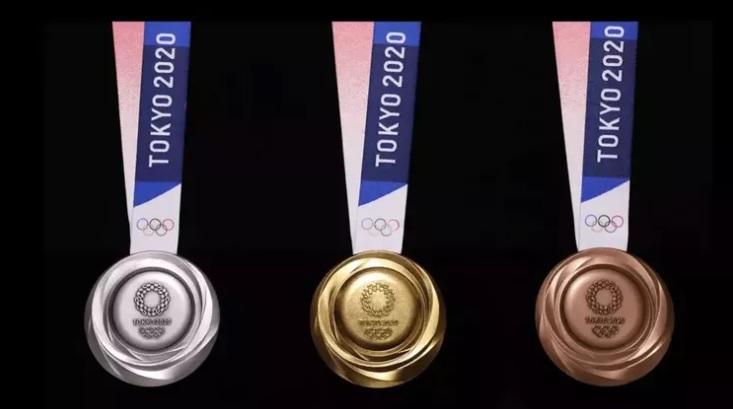 Медалите от Токио 2020 от рециклирани електронни устройства