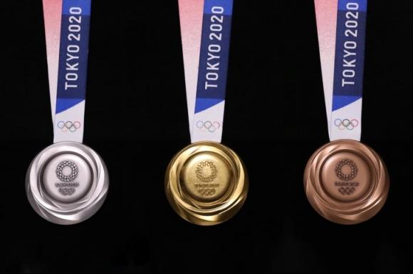 Медалите за Олимпиадата в Токио изцяло от рециклирани материали