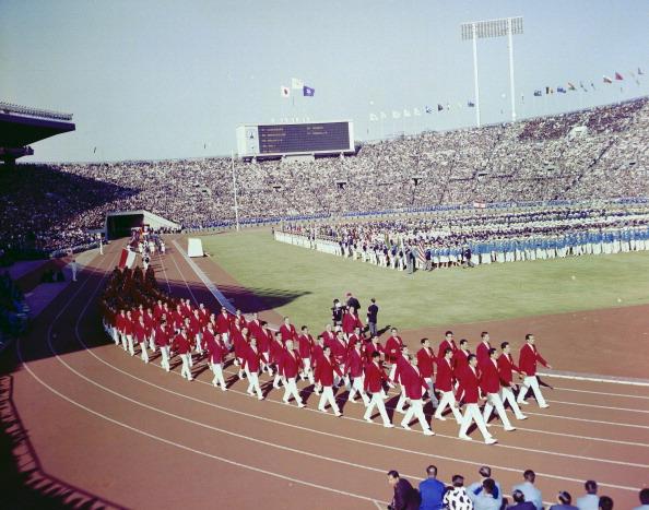 Игрите през 1964 г. показаха на света възродената Япония