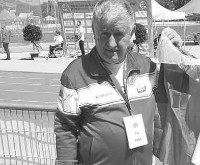 Почина треньорът Веселин Георгиев