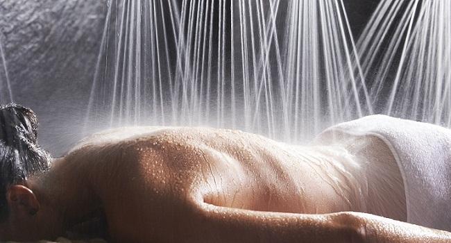 Вземете си душ от проливен дъжд