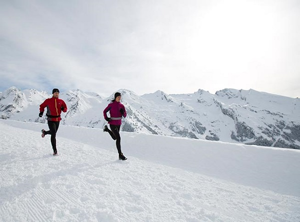 Ползите от тренировки на студено