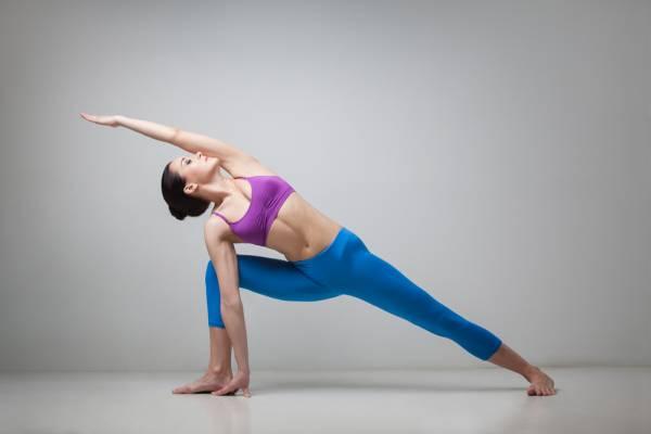 Как йогата помага на спортистите