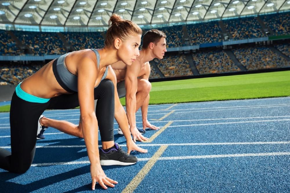 Защо мъжете бягат по-бързо от жените