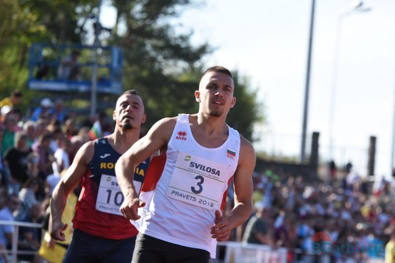 Три бронзови медала за атлетите ни на Балканиадата