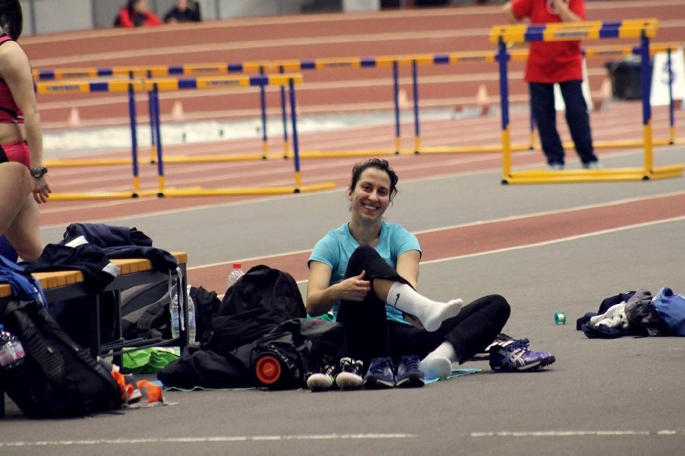 Ива Александрова остава непобедима в петобоя